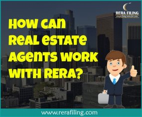 How can Real Estate Agents work with RERA?