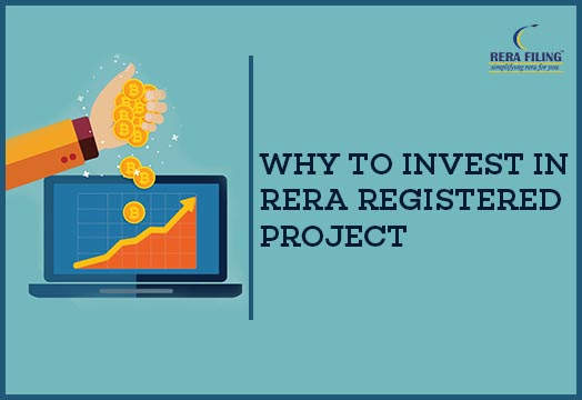 Why to invest in RERA registered projects?