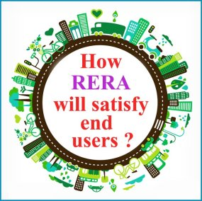 How RERA will satisfy end users?