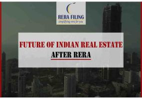 Future of Indian Real Estate after RERA
