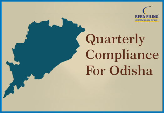 Quarterly Compliance for Odisha