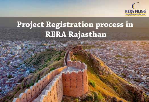 Project Registration process in RERA Rajasthan