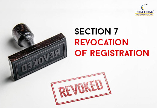 Section 7-Revocation of Registration