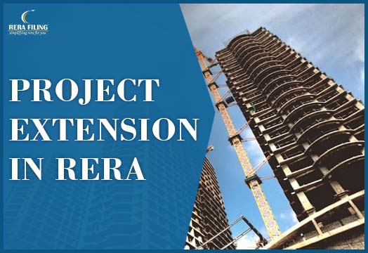 Project Extension in RERA