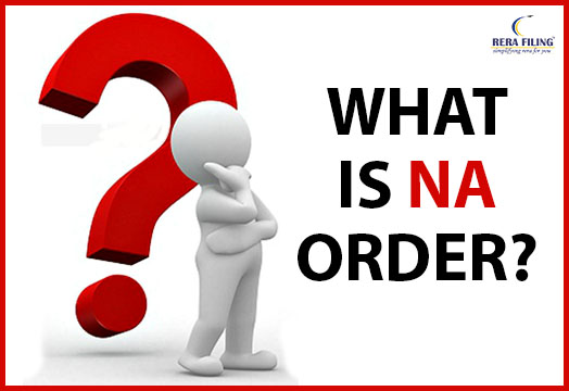 What is NA Order?