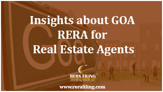 Insights about GOA RERA for Real Estate Agents