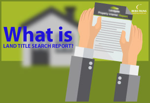 What is Land Title Search Report?