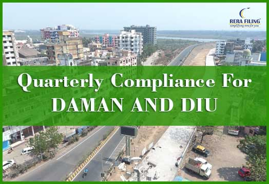 Quarterly Compliance for Daman and Diu