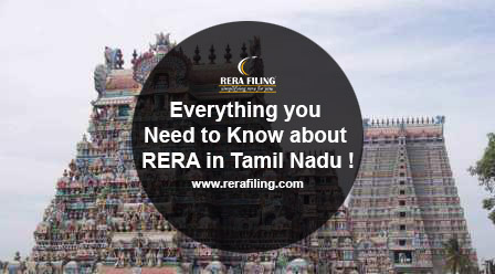 Everything you need to know about RERA in Tamil Nadu !