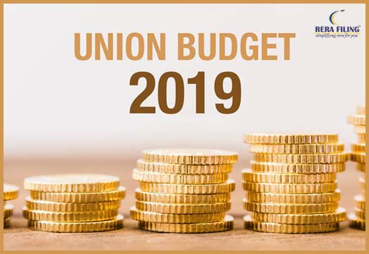 Union Budget 2019 impact on Real Estate Sector