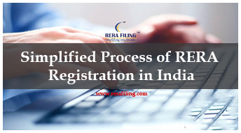 Simplified process of RERA Registration in India