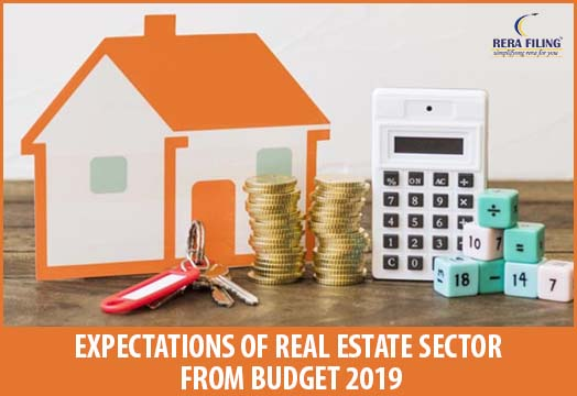 Expectations of Real Estate Sector from Budget 2019