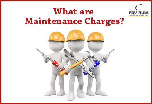 What are maintenance charges?