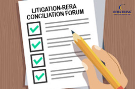 A shortcut to litigations-RERA's Conciliation Forum