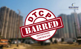 DTCP barred junior officials from issuing OC's in Gurugram