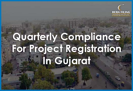GUJRERA implemented financial quarter filing for builders