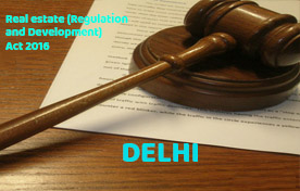 16 Real estate projects registered under RERA in Delhi, 72 complaints received against the builders