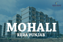 Mohali tops in the list of RERA Punjab