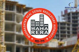 MAHARERA cancelled registration of Dhanashree Developers
