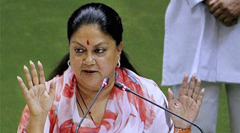 Vasundhara Raje, Rajasthan CM to launch the official RERA website today