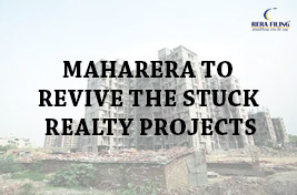 Panels setup by MAHARERA to revive the stuck realty projects
