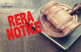 RERA notice served to GDA