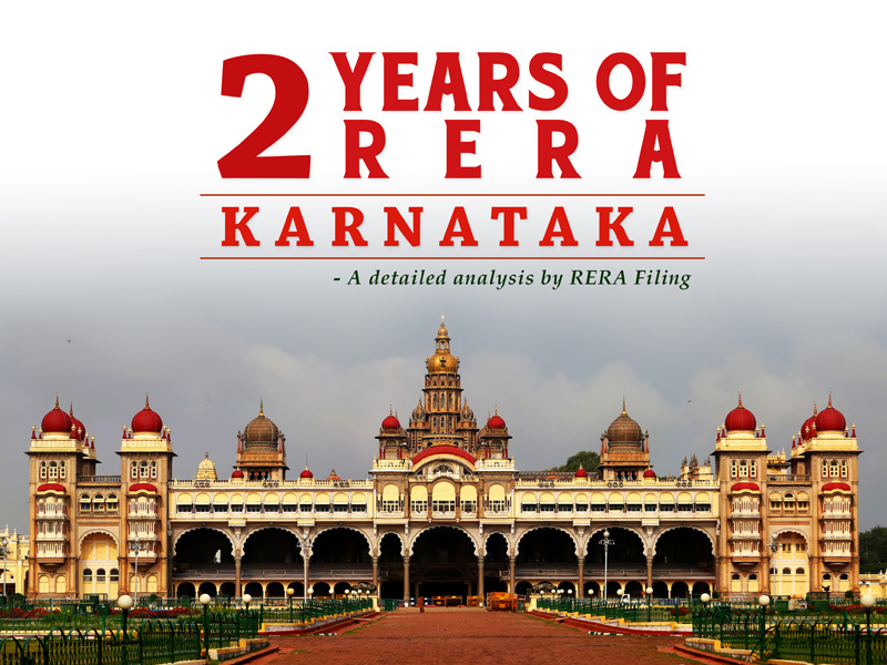 2 years of RERA KARNATAKA